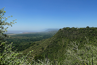 View to Lake Manyara